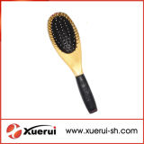 Brosse de toilettage pour cheveux en bois imperméable à l'eau