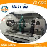 Torno horizontal de torneado del metal del CNC de la alta calidad de la máquina Ck6150 del torno del CNC