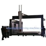 Macchina resistente di falegnameria di CNC di asse della macchina per incidere della muffa del Engraver di asse del commercio all'ingrosso 5 5