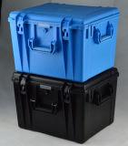 Plástico impermeável da caixa de ferramentas da caixa da caixa do trole da maleta de ferramentas de China