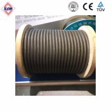 веревочка провода нержавеющей стали высокого качества 1X7 1X19 1X37