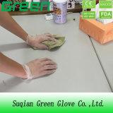 Vinylprüfung-Handschuh-beste verkaufenausdehnungs-Puder-frei Handschuhe