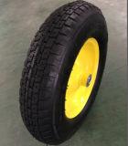 Rotella Aria-Riempita 16inch pneumatica della gomma della carriola