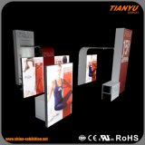 Het nieuwe Ontwerp van de Cabine van de Tentoonstelling van het Aluminium van de Reeks van Tian Yu M
