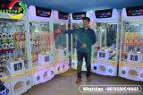 Macchina a gettoni della gru della branca del giocattolo di vendita calda/macchina bambola del regalo da vendere
