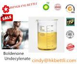 Luz do CAS 13103-34-9 - equivalente/Boldenone amarelos Undecylenate para o esteróide do ganho do músculo