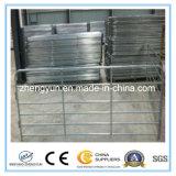 熱い販売! 5railsによって電流を通される鋼鉄家畜の牛パネル(ISO9001)