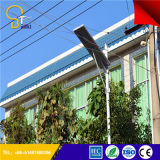 Installation facile 8W-120W All-in Integrated Solar Street Light