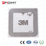 13.56Encodable MHz inlay úmida de RFID para fabricante de cartões