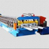 Roulis de Double couche de feuille de toit et d'étage de paquet formant la machine