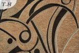 Tissu noble de sofa et de meubles de jacquard de Chenille (FTH31107)