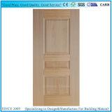 競争の自然な灰のベニヤMDF/HDFのドアの皮