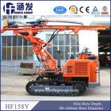 Haute pression de l'air Crawler appareil de forage pour l'exploration minière (HF158Y)
