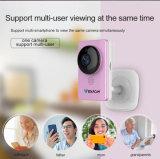 소형 2.4GHz IP 통신망 Survilliance 영상 아기 모니터 사진기