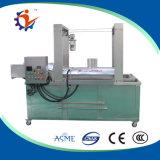 Calefacción comercial automática grande de la máquina que fríe/de gas que fríe la máquina