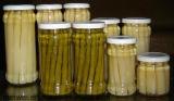 통조림으로 만들어진 아스파라거스, 통조림으로 만들어진 녹색 아스파라거스