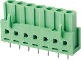 Pin 머리말 정각 (WJ2EDGA-5.0/5.08)를 가진 Pluggable 끝 구획
