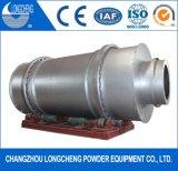 Full automatic 50tph tipo tambor rotativo Secador de escória de Minas
