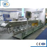 De plastic HDPE LDPE Machine van de Uitdrijving van de Ring van het Water van de Pelletiseermachine Horizontale
