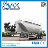 Semi Aanhangwagen van het Vervoer van het poeder de Materiële met Fuwa de As van 13 Ton