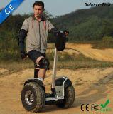 19 duim Twee e-Autoped Li-Battary van de Auto van het Saldo van de Leuning van het Wiel de Elektro Intelligente Zelf In evenwicht brengende