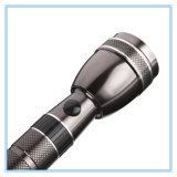 Torcia impermeabile ricaricabile di alluminio della lunga autonomia della torcia elettrica