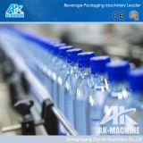 表のミネラル飲料水の充填機