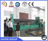 Machine de plaque du premier rouleau W11S-8X2500 universel de dépliement en acier et de roulement