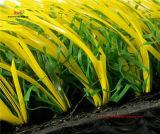 High-density искусственная трава для ландшафта