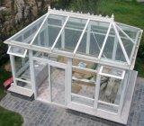 Profil en aluminium de pièces pour personnaliser les écrans/tentes/couvertures de patio/toits de porche extérieurs /Sunroom