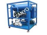 Máquina da filtragem do óleo do transformador do vácuo do único estágio do Elevado-Automatismo