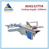Le Tableau de glissement en bois modèle de la machine de découpage de Mj6132ty 220V/60Hz a vu