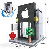 Creative Educational Toys Street Views Micro Blocks for Kids pour construire leur monde 10253006