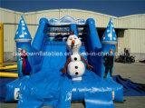 Aufblasbares springendes Prahler gefrorenes Handelsplättchen