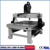 Mittlere Füße 4*4 CNC-Fräser-Maschine der Größen-1300*1300mm