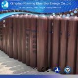 산업 산소 실린더 GB5099/ISO9809 40L 150bar/250bar