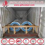 Le zinc de l'IMMERSION Sgc570 chaude a enduit la bobine en acier galvanisée
