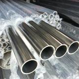 Tipo de soldado Tubo de acero inoxidable con Certificación ISO