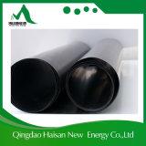 HDPE Geomembrane Uesd di spessore di 0.1mm-2mm nello stagno del sale
