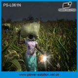 El doble panel solar linterna LED de iluminación para Nepal apagon