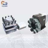 질 수평한 편평한 침대 금속 CNC 도는 선반 기계 가격 Ck6163