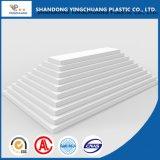 Placa de espuma de PVC de alta qualidade utilizando rack para visualização