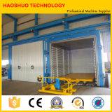 Câmara de secagem a vácuo de pressão variável para os elementos eléctricos