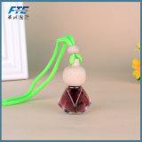 8g de mini Lege Goedkope Hangende Fles van het Glas voor de Verfrissing van de Lucht van de Auto