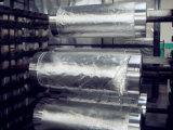 Plateaux recyclables de pique-nique d'utilisation de poulet de papier d'aluminium