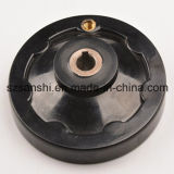 Personalizado Acid Resisting Cast Aluminum Handwheel