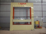 Macchina fredda della pressa dell'impiallacciatura idraulica per la fabbricazione compensato/macchina di falegnameria