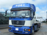 Shacman Dlong 6X4の長距離貨物輸送のプライム記号移動トラック