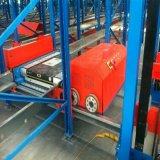 Automantic Shuttle controlado por rádio Rack de armazenamento