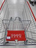 Qualitäts-populäre europäische Art-Einkaufen-Laufkatze-Karre